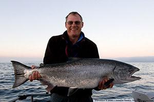 Chinook salmon fishing at tillamook bay near garibaldi or for Tillamook bay fishing